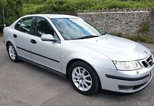 03 Saab 9-3 Saloon Breaking For Parts. Four Wheel Nuts.