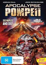 Apocalypse - Pompeii (DVD, 2014)