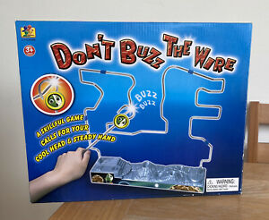 """""""DON'T BUZZ THE WIRE"""" GAME AGE 3+"""