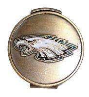 Philadelphia Eagles Hat Clip with Golf Ball Marker