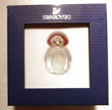*New* Swarovski Crystal Rocking Penguin (2013) 5004495 1 1/2""