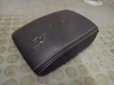1 x original CADILLAC BLS Armlehne Mittelarmlehne Armstütze Leder schwarz