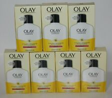 LOT (7) OLAY COMPLETE MOISTURIZER NORMAL SPF15 VITAMINS E B3 C EXP 3/2021 9/2021