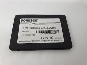 "512GB SATA 2.5"" INTERNAL SSD FORESEE"