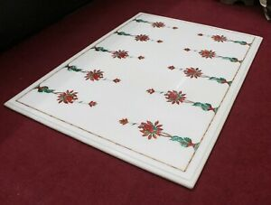 Marble Square Table Top Coffee Hand Work Inlay Floral Design Outdoor Home Decor
