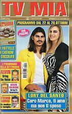 Tv Mia 2016 42#Lory Del Santo,Stefano Dionisi,Kevin McKidd,Michela Andreozzi,jjj