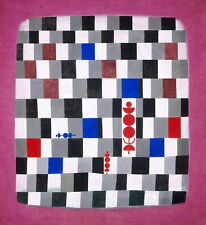 Paul Klee Super-Chess Giclee Canvas Print Paintings Poster Reproduction Copy