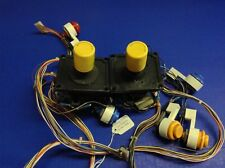 Time Soldiers Video Arcade Game Rotary Joystick Control Panel Components