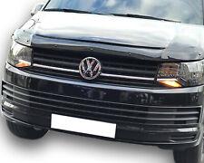Front Ansatz Haube Schutz Motorhaube Blende für VW T6 Transporter VI Bus Body