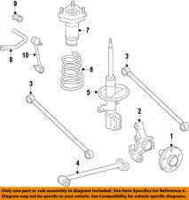 TOYOTA OEM 97-03 Camry Lower Control Arm-Rear-Rear Arm 48740AA020