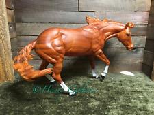Breyer Model Horse Bobbi Jo Woodgrain Matte CM=)