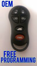 OEM GRAND CARAVAN TOWN & COUNTRY KEYLESS ENTRY REMOTE FOB TRANSMITTER 04686797