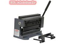 Kaka Industrial 8 Inches Manual Mini Shearbrake Combination Machine