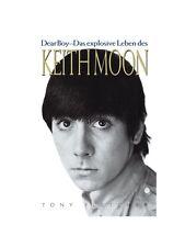 Tony Fletcher Keith Moon Dear Boy Das Explosive Leben Des German BIOGRAPHY BOOK