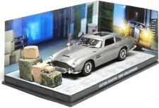 1/43 ASTON MARTIN DB5 GOLDFINGER JAMES BOND 007 DIECAST MODEL