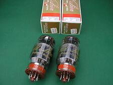 KT88 Genalex GOLD LION matched Pair = 2 Röhren / Tubes -> Röhrenverstärker