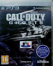 Call OF DUTY: GHOSTS PS3 GAME 2013 NUOVO e SIGILLATO