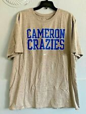 Duke Blue Devils Cameron Crazies The Nike Tee T-shirt Size 3XL