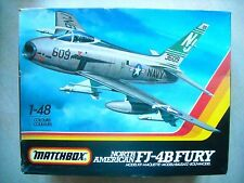 MATCHBOX-1/48-3PK-652- FJ-4B FURY
