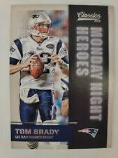 2016 Classics Monday Night Heroes #9 Tom Brady