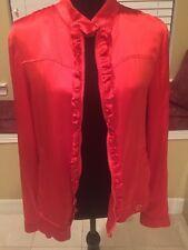 Exte silk Jacket New Size:46 Italy /10USA