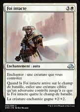 MTG Magic EMN - (x4) Faith Unbroken/Foi intacte, French/VF