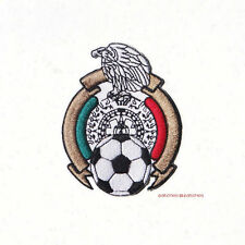 Parche Mexico Futbol - Iron on / Sew on Patch High Quality Soccer Copa