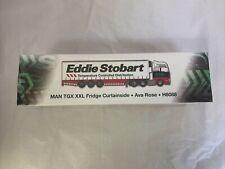 Atlas Editions Eddie Stobart 1:76 MAN TGX XXL Fridge Curtainside Ava Rose H6088