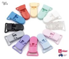 Pacifier Clip Holder Baby Dummy Soother Clip