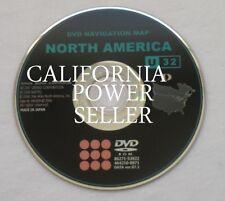 08 09 Toyota Sequoia SR5 Limited Navigation DVD # U32 Map © 07.1 Edition 2008
