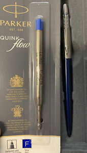 Parker Jotter Royal Blue Special Edition w Refill