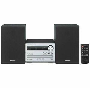 Panasonic SC-PM250B 20W DAB Micro Hi-Fi CD System - Black /Silver