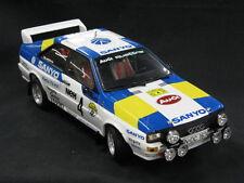 Sun Star Audi Quattro Coupé 1982 1:18 #4 Blomqvist / Cederberg Rally SWE (MCC)