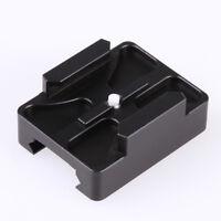 CNC Aluminum 20mm Picatinny Side Mini Gun Rail Mount For GoPro HD HERO 2 3 3+ 4