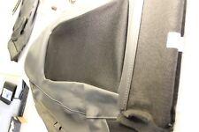 Smart 451 Leder Sitzbezug Beifahrer Lehne mit Sidebag / Seitenairbag neu