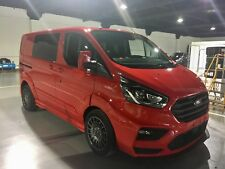 MS-RT Ford Transit Custom DCIV Race Red