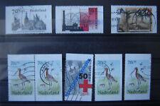 Nederland zegels uit Postzegelboekjes