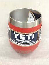Yeti Insulated 10 oz Wine Tumbler - Canyon Red - New