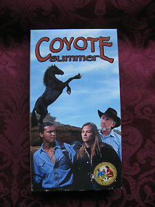 Feature Films for Families VHS Coyote Summer 1995