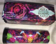 URBAN DECAY Disney Alice Through The Looking Glass Lipstick Time Metallized Blue