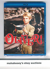 Oliver (1968) Twilight Time Ltd Ed 3,000 SOLD OUT OOP Blu-Ray SEALED!