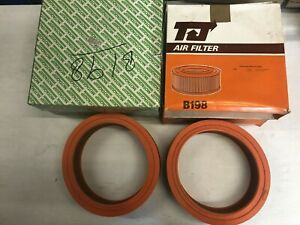 AIR FILTERS X 2 TO FIT TRANSIT 1.6,2.0 OHC PETROL 1976-1985