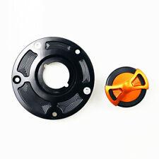 Bouchon de réservoir de carburant orange pour Benelli 502C 752S 150S BJ250 TN25