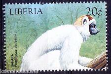 Sifaka, Lemur, Wild Animals, Liberia MNH - N79