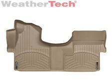 WeatherTech FloorLiner Floor Mats for Mercedes/Dodge Sprinter - 1st Row - Tan