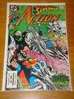 ACTION COMICS #648 DC NEAR MINT CONDITION SUPERMAN DECEMBER 1989