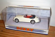 """RARE!!!"" 1960 JAGUAR XK150 DHC in Old English White par Dinky (DY036/A)"