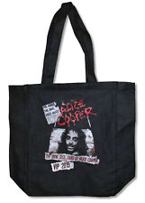 Alice Cooper VIP 2015 Sick Sick Fans Black Tote Bag New Official