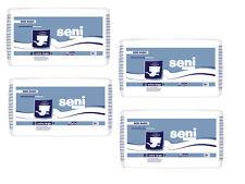 SENI BASIC - Windelhosen - Gr. 4 Extra Large 4x30 (120) Stück