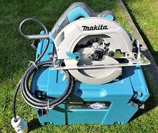 Makita HS7601J 110V 190mm Circular Saw with MakPac Case